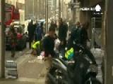 Terror Hits Brussels' Maelbeek Metro Station