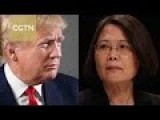 Trump's Intention To Meet Taiwan President Triggers Anger From China