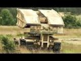 The Amazing Real Life Tank Bridge Transformer: M60 AVLB
