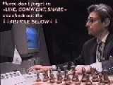 The First Computer To Beat Garry Kasparov