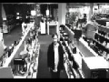 Thief Caught On Camera. FAKE Video