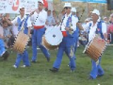 The Band At Turkish Oil Wrestling Festival-Kepez City-19 May 2013-vedat-şafak-yamı