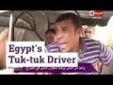 Tuk-Tuk Driver On State Of Egypt