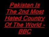The Most Hated Countries, And Most Dangerous For Women. PAKISTAN In Both Lists