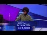 Teen Jeopardy Win