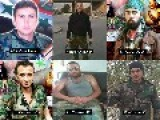 The Assad Crime Dynasty Identifies Another Six Alawite Special Farces Members Who Were Liquidated With IRGC Lt Col Abbas Abdullahi