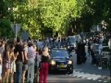 The Dutch Mourn, Today's Motorcade Of Hearses