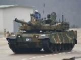 Turkish Tanks Head For Saudi Arabia