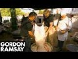 Traditional Goat Biriani In India Part 2 - Gordon Ramsay