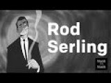 Twilight Zone Creator, Rod Serling - Discusses Japan's Kamikaze Cab Drivers