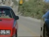 The Wraith Vs Dodge Daytona Turbo - 80's Awesomeness!
