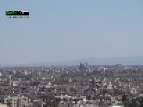Three Air Strikes Hit Daraa