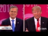 Trump Has Adopted Jeb Bush's Immigration Plan