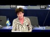 The Direct Consequences Of Mrs Merkel's Siren Call - Diane James MEP