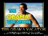 Tragic: OH NO! Obama May Have To Cut Third Vacation THIS YEAR Short Because Of Ukraine
