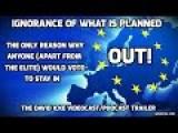 The Real EU Agenda-David Icke