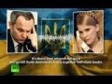 Time To Grab Guns And Kill Damn Russians – Tymoshenko In Leaked Tape