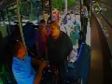 Two Women Bite, Punch And Spit On Bus Driver Melbourne, Australia