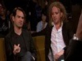Tim Minchin, Jimmy Carr, Et. Al. - The Green Room - Part 2