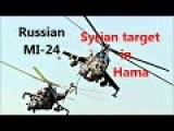 Terrorists Panic In Syria As Russian Mi-24s Attack Moderate 6Fort