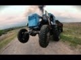 The Life Of Tractor Drivers In Russia