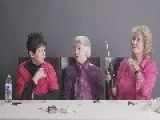 Three Grandmas Smoke Pot For The First Time, And It Is The Best Thing Ever Video