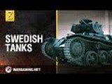 Tank Building: Swedish Tanks