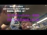 Taipei MRT - Ugly Fat Taiwanese Beta Gets Mad At Western Beta Who Is Stealing All The Local Women