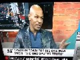 Tyson Loses It With Reporter On Canadian TV