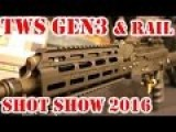 TWS Shot Show 2016 - Texas Weapons Systems