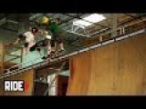 Tony Hawk Synchronized Skateboarding