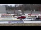 The Worst Start In Drag Racing Over Earth
