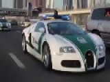 The Most Expensive And Fastest Police Car In The World