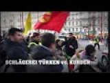 Turks Vs Kurds In Vienna