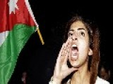 Thousands Of Jordanian Protest Outside Israeli Embassy In Amman