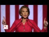 Ted Cruz Names Carly Fiorina His VP