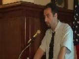 TURKISH PROFESSOR SPEAKS TRUTH ABOUT ARMENIAN GENOCIDE