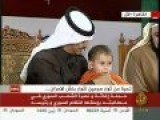 Terrorists Pedophiles Scums Kissing And Using An Abused 3 Years Old Brain Washed Kid To Spread Hate Against Bashar El Assad