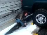 Truck Exhaust In Face Fail