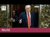Trump Turns To Goldman For Cabinet | FT World