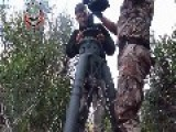 Training - FSA Firing BGM-71 TOW But Miss Again