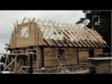 The Birth Of A Wooden House