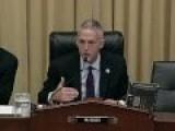Trey Gowdy Vs Law Professor Regarding IRS New