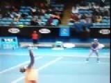 Tennis Is A Brutal Sport