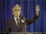 Tommy Douglas On Future Of Medicare Canada 1983