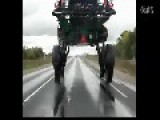 Tall Car