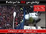 Turkish Fascists Attack Kurdish Party Office