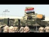 The Iraqi Army Shows Off There New Weapons