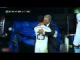 The Gay Kiss Ancelotti With Isco - Real Madrid Vs Barcelona