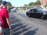 This Is How Not To Do A Burnout